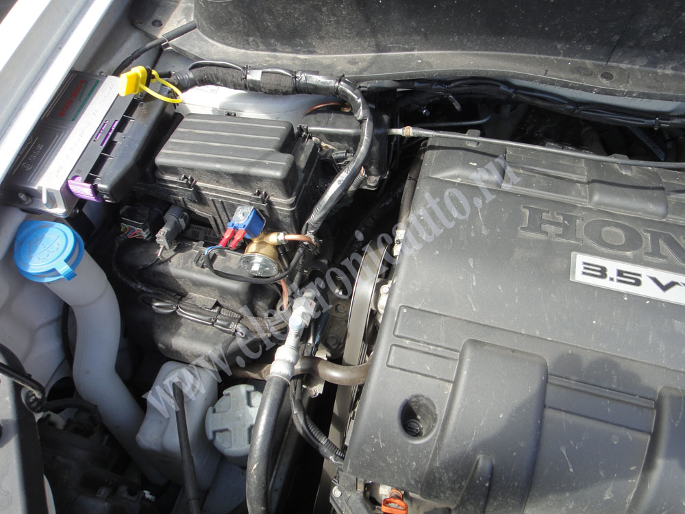 HONDA RIDGELINE Engine
